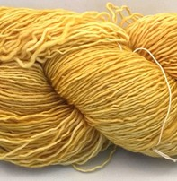 Hand Maiden Fleece Artist Merino Slim - Straw