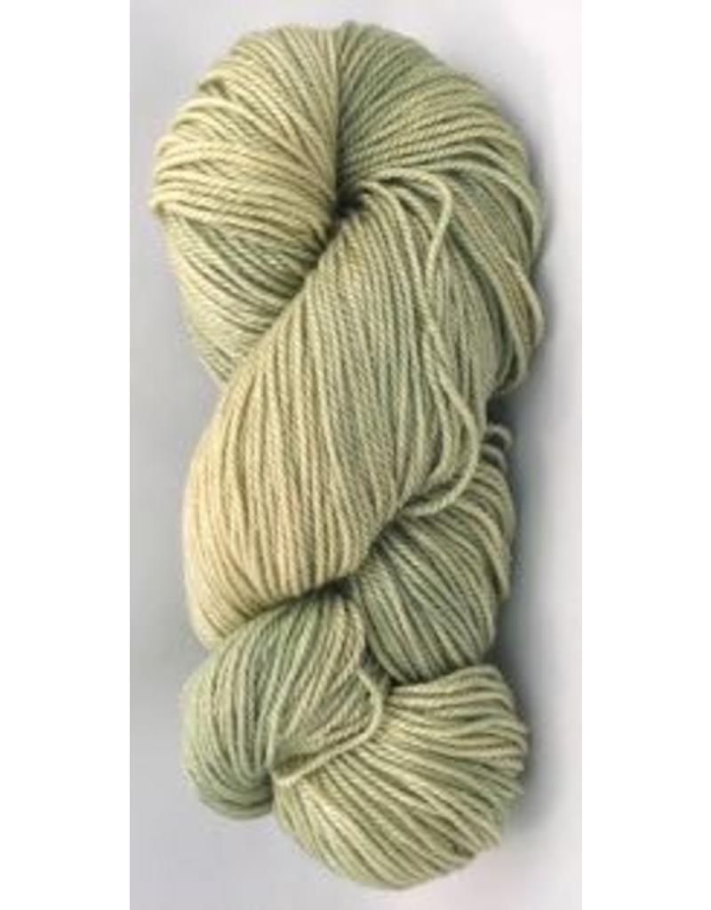 Hand Maiden Fleece Artist Tree Wool Sport - Artichoke