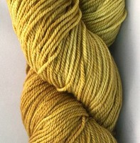 Hand Maiden Fleece Artist Tree Wool Sport - Minegold