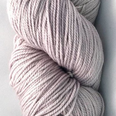 Hand Maiden Fleece Artist Tree Wool Sport - Silver