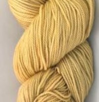 Hand Maiden Fleece Artist Tree Wool Sport - Straw
