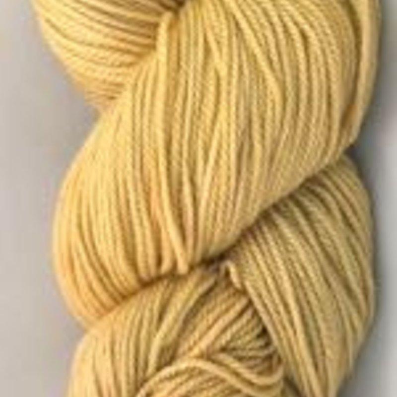 Hand Maiden Fleece Artist Tree Wool Sport - Straw