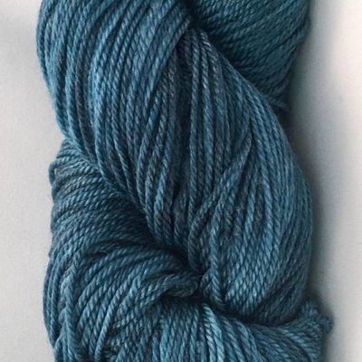 Hand Maiden Fleece Artist Tree Wool Sport - Tourmaline