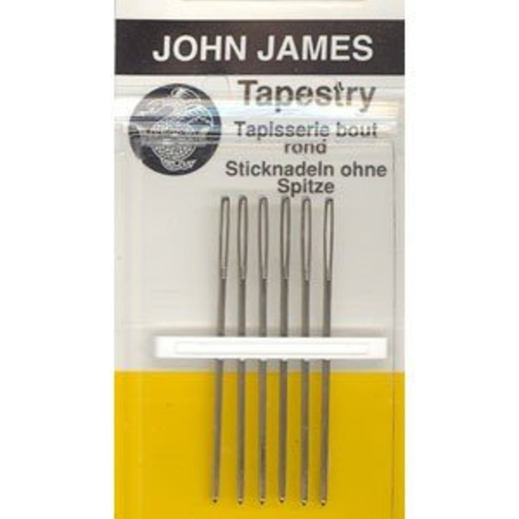 John James John James Chenille Needles Siz 18