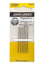 John James John James Chenille Needles Siz 18