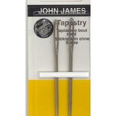 John James John James Tapestry Needles, Size 14, 2 Count 19814