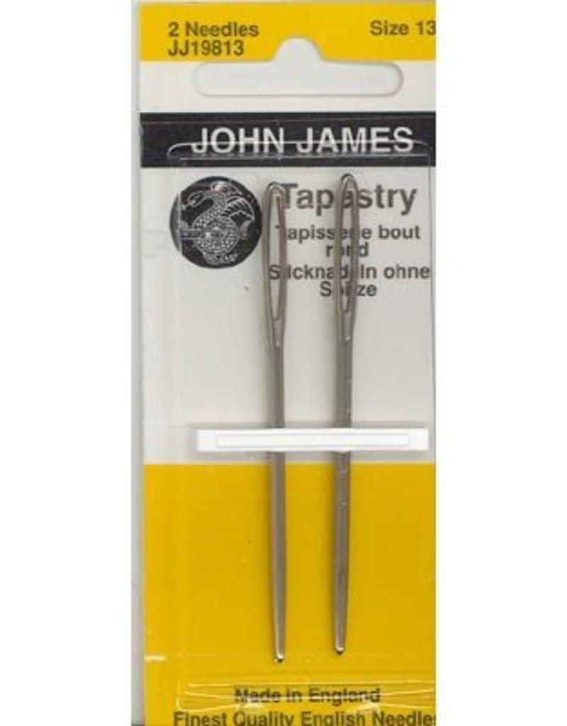John James John James Chenille Needles Size 14 (Sharps)