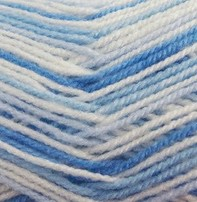 King Cole King Cole Candy Stripe Dk - Blueberry