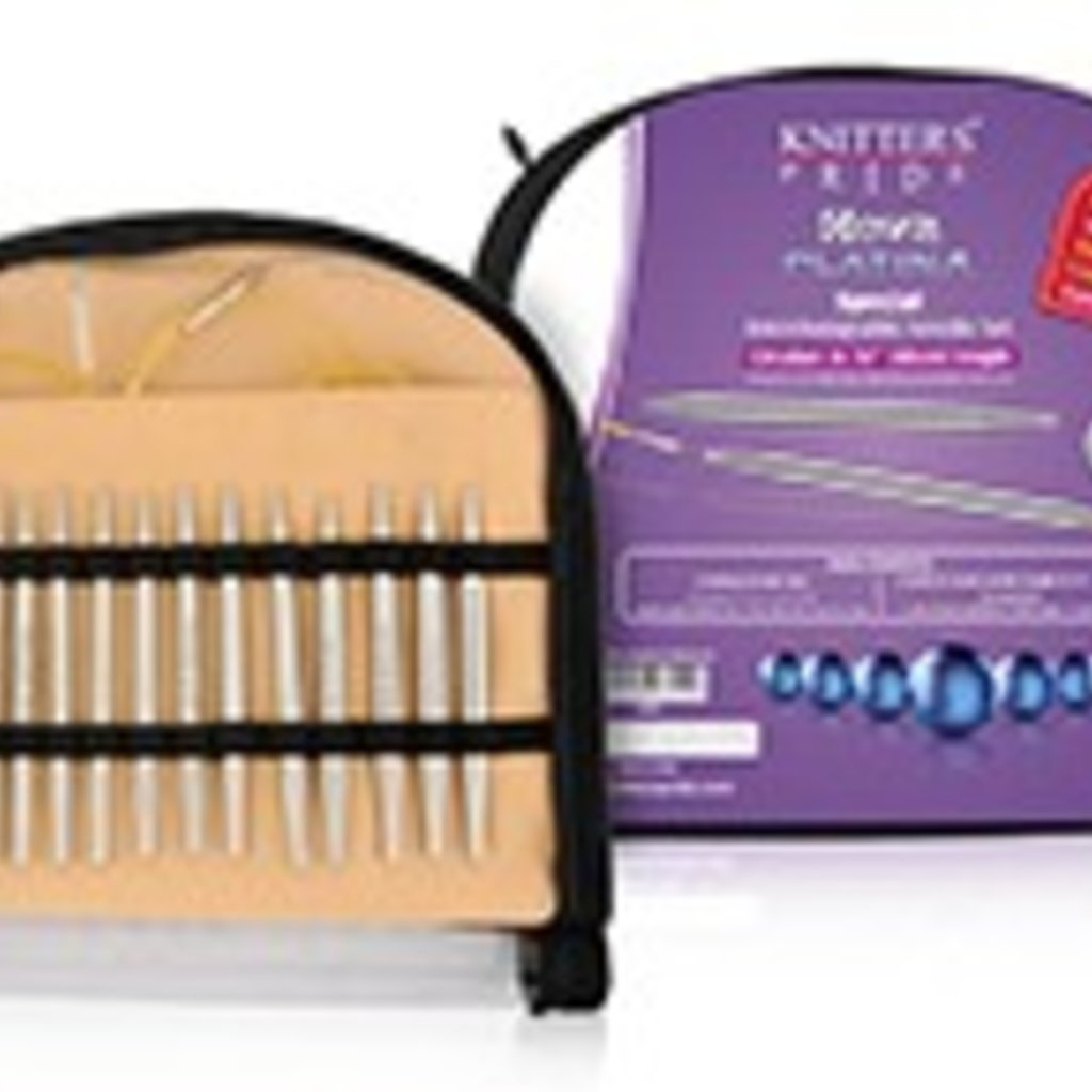 Knitter's Pride Nova Platina Special Interchangeable Needle Set