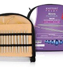 Knitter's Pride Nova Platina Special Interchangeable  Needle Set