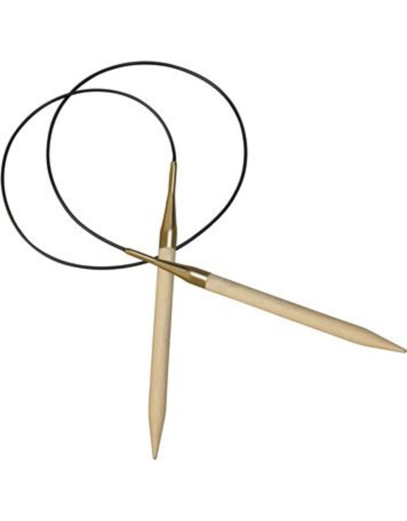 Knitter's Pride Knitter's Pride Basix Birch Circular Needle 20.00mm 60cm