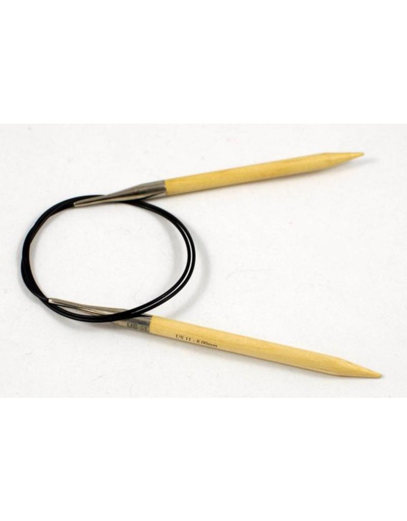 Knitter's Pride Knitter's Pride Basix Birch Circular Needles 4.5mm 80Cm