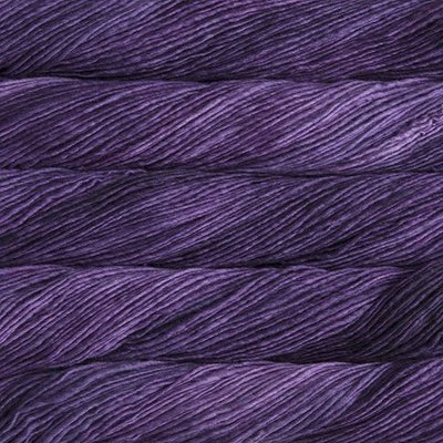 Malabrigo Malabrigo Merino Worsted - Purple Magic (609)