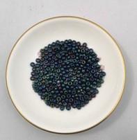 John Bead Miyuki Seed Beads - 6/0 - Blue Opaque