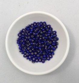 John Bead Miyuki Seed Beads - 6/0 - Cobalt Blue