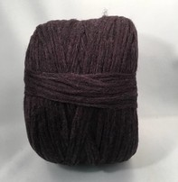Custom Woolen Mills Prairie Wool Dyed Black 23