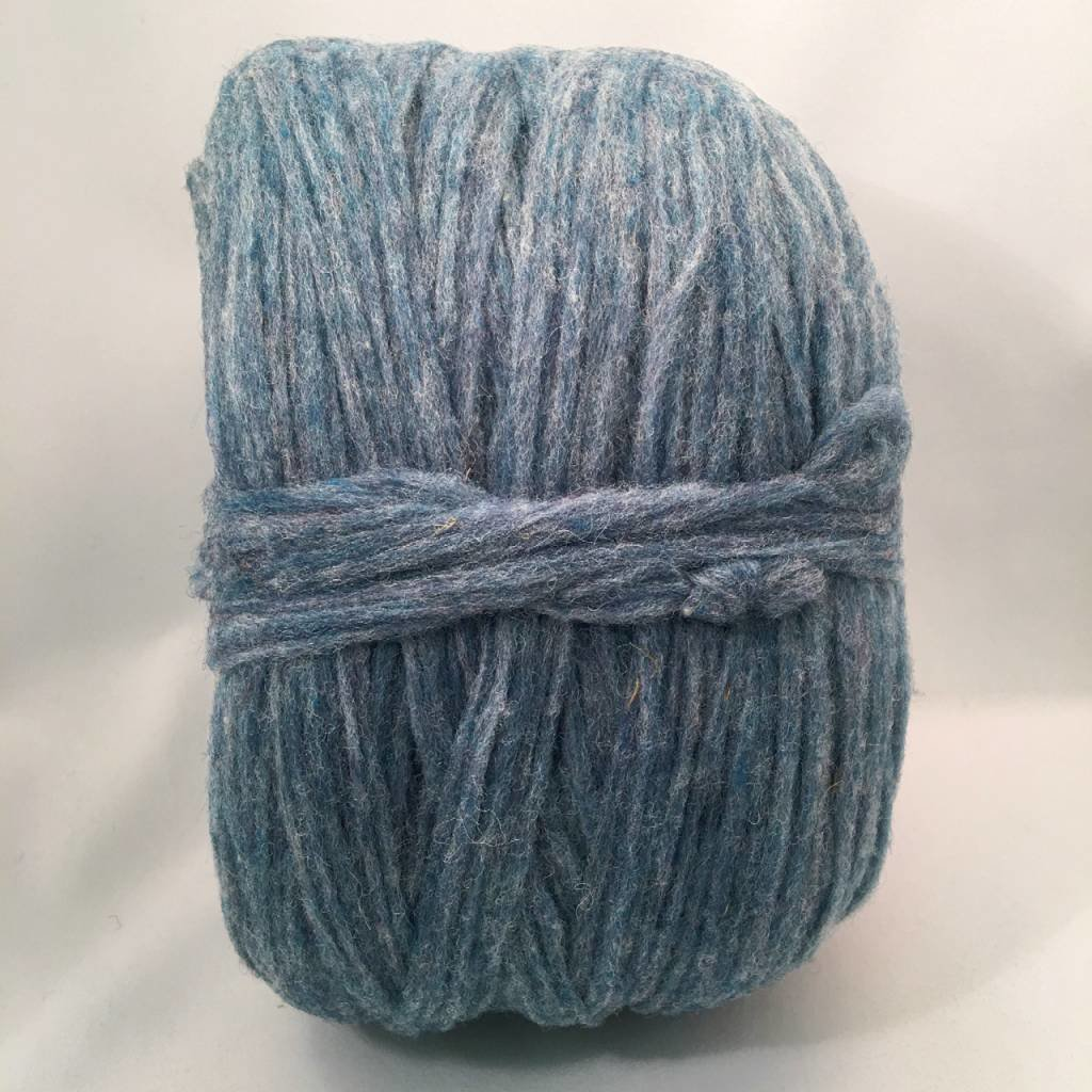 Custom Woolen Mills Prairie Wool Dyed Blue 125