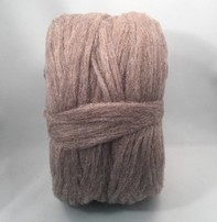 Custom Woolen Mills Prairie Wool Dyed Grey 119 (Colour Is A Light Brown)
