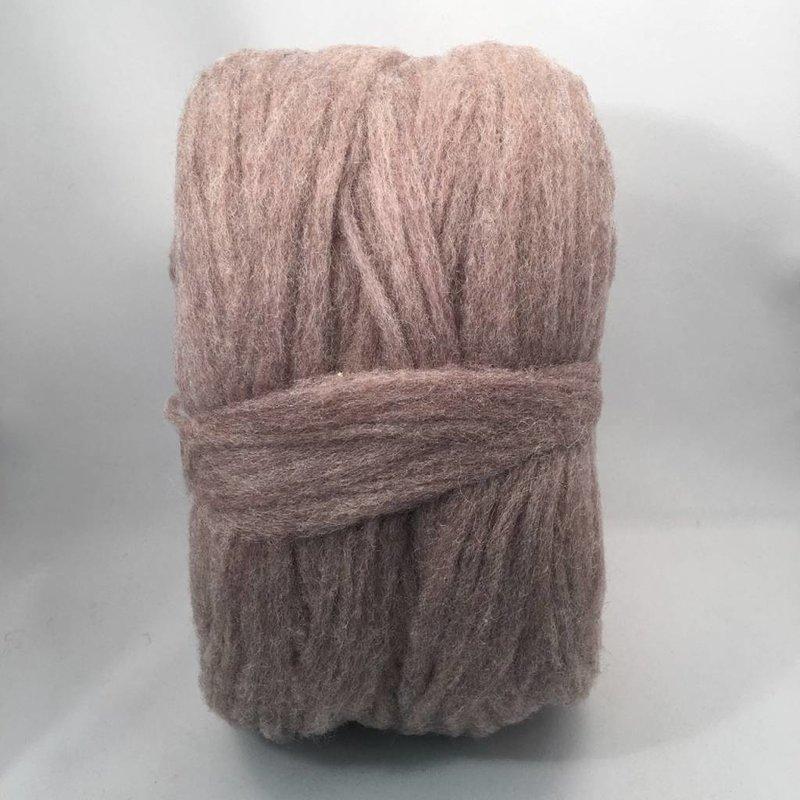 Custom Woolen Mills Prairie Wool Dyed Grey 119 (Colour Is A Light Brown)