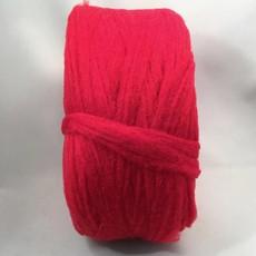 Custom Woolen Mills Prairie Wool Dyed Solid Red 16