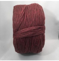 Custom Woolen Mills Prairie Wool Dyed Wine Red 116