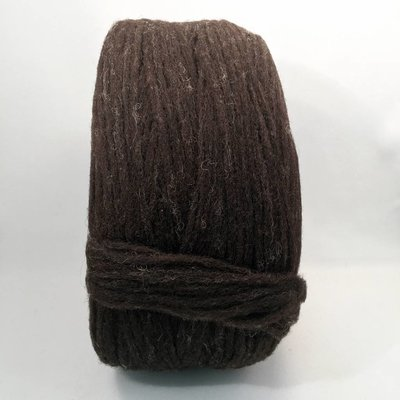 Custom Woolen Mills Prairie Wool Natural Black 05