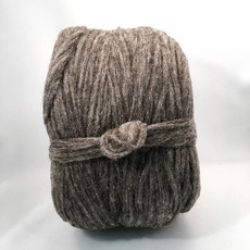 Custom Woolen Mills Prairie Wool Natural Dark Grey 04