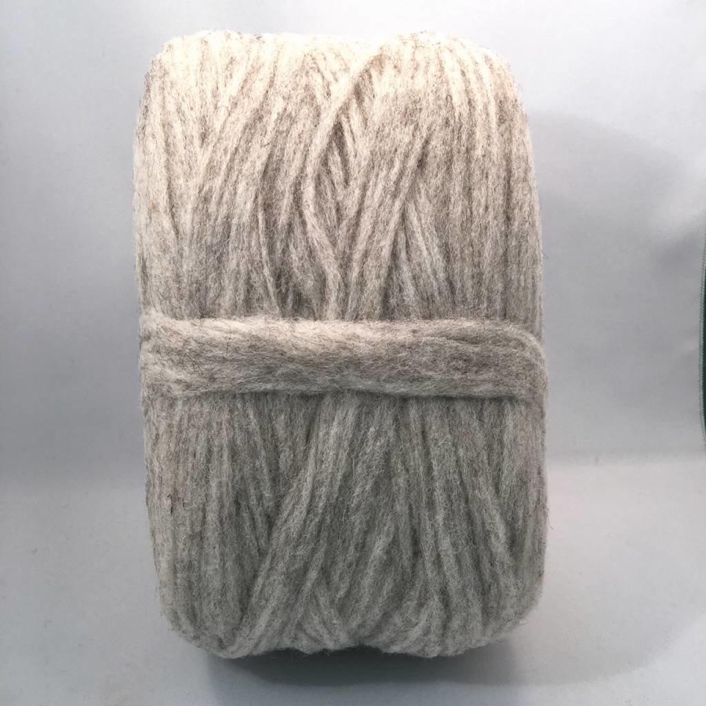 Custom Woolen Mills Prairie Wool Natural Light Grey 02