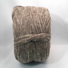 Custom Woolen Mills Prairie Wool Natural Medium Grey 03