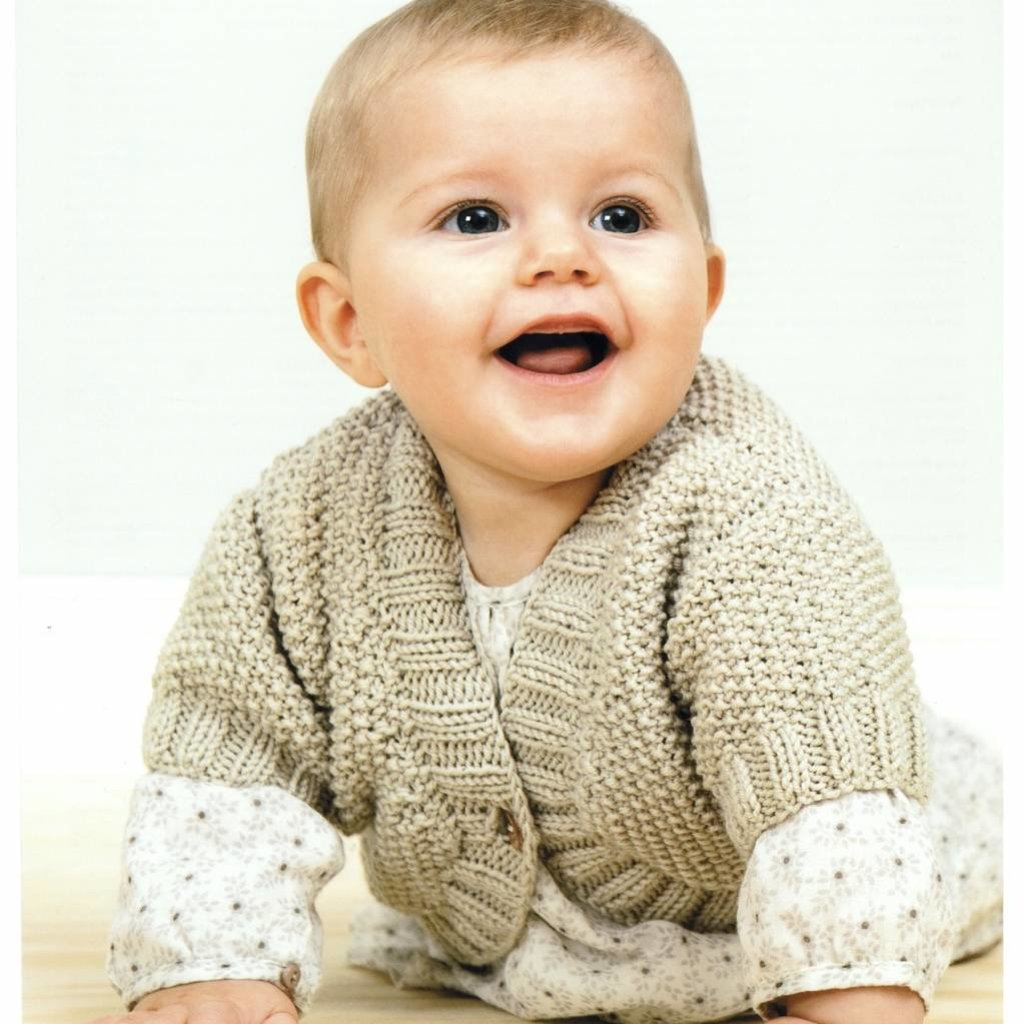 Rico Rico Baby Bolero In Short & Long Sleeves