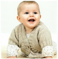 Rico Rico Baby Bolero In Short & Long Sleeves