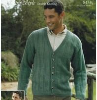 Sirdar Sirdar Design - Classic Men Cardigan