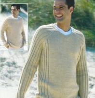 Sirdar Sirdar Design - Classic Men Pullover