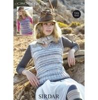 Sirdar Sirdar Design - Crofter Vest