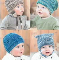 Sirdar Sirdar Design - Hats For Children