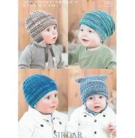 Sirdar Sirdar Design - Hats For Children