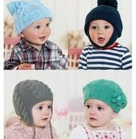 Sirdar Sirdar Design - Hats For Kids In Aran Weight Yarn