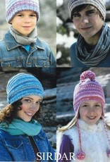 Sirdar Sirdar Design - Hats For The Family In Dk Weight Yarn