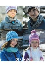 Sirdar Sirdar Design - Hats For The Family In Dk Weight Yarn