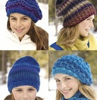 Sirdar Sirdar Design - Hats In Chunky Yarn