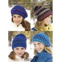 Sirdar Sirdar Design - Hats In Chunky Yarn