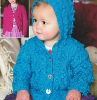 Sirdar Sirdar Design - Popcorn Cabled Jacket