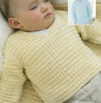 Sirdar Sirdar Design - Pullover For Babies And Children