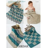 Sirdar Sirdar Design - Snuggly  Dk Blankets