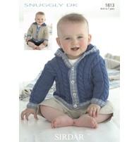 Sirdar Sirdar Design - Snuggly Dk Cardigan