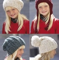 Sirdar Sirdar Design - Super Bulky Hats