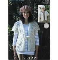 Sirdar Sirdar Design - Vest In Big Softie