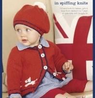 Sirdar Sirdar Designs - Little Brits In Spiffing Knits