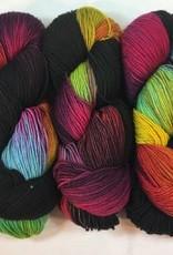 Fleece Artist Fleece Artist Cottage Socks - Cosmos