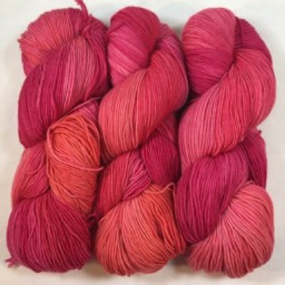 Fleece Artist Fleece Artist Cottage Socks - Italian Rose